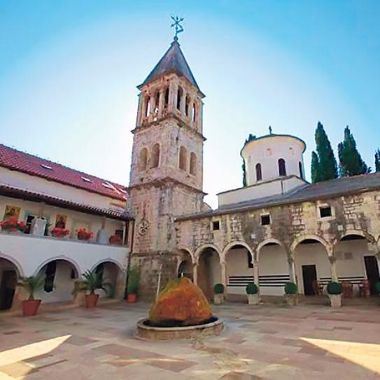 Manastir Krka – mesto gde bi trebalo da se vrate ikone SPC (Foto SPC)