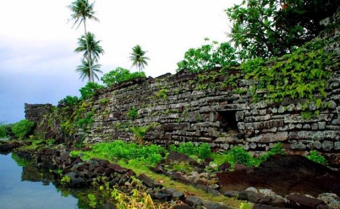 Nan Madol: Misteriozni grad na koralnom grebenu
