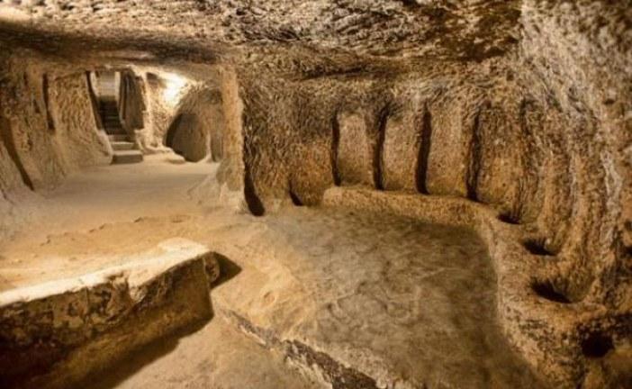 U Turskoj pronađen jedan od najvećih podzemnih gradova na svetu
