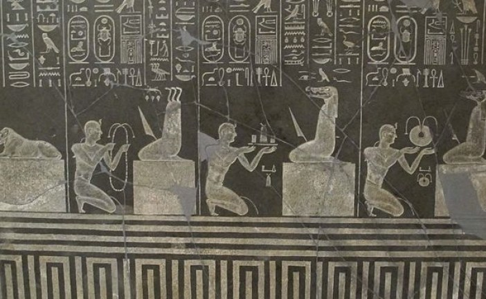 Drevni egipatski oltar otkriven u Kairu