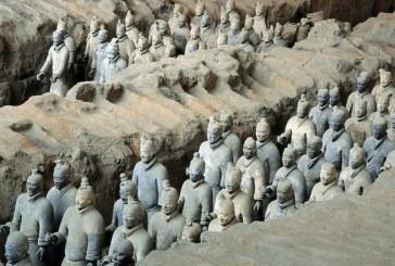 Misterija ratnika od terakote, vojske imperatora