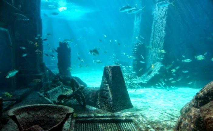 Dokaz: Evo gde je i kako uništena Atlantida