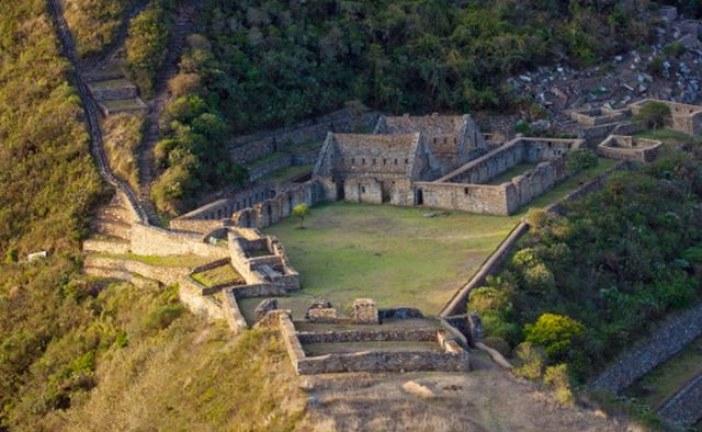 Čokekirao: Drugi izgubljeni grad Perua
