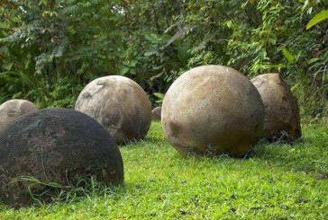 Misterija kamenih kugli iz Kostarike