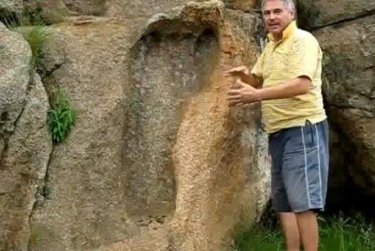 Koji su džinovi ostavili ove tragove u praistoriji