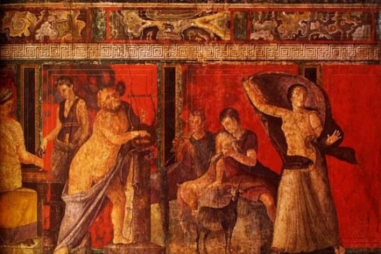 Restaurisana Vila Misterija, biser antičkog grada Pompeje