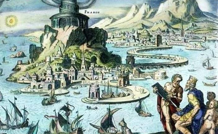 Gradi se jedno od sedam svetskih čuda starog sveta!