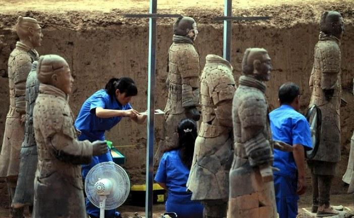 Kina započela novo otkopavanje ratnike od terakote
