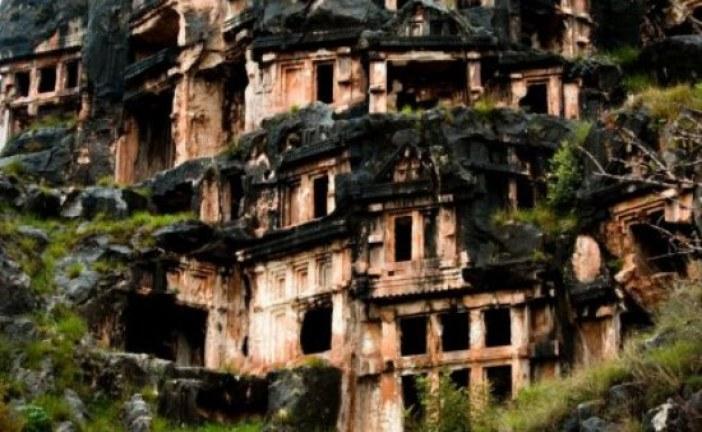 GROBNICA LAVOVA Arheolozi opčinjeni remek-delom arhitekture u Turskoj