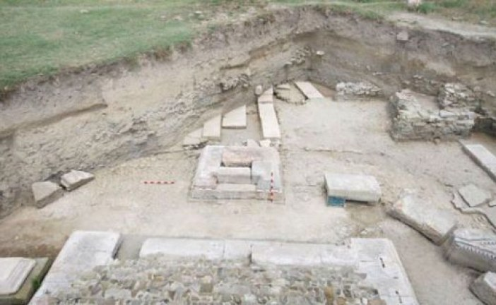 U blizini Skoplja otkriven Izidin hram