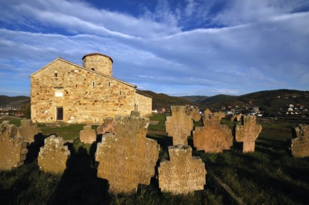 Crkva Svetih apostola Petra i Pavla, ili Petrova crkva, u Rasu.