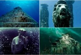 10 neverovatnih podvodnih gradova širom sveta koje morate da vidite