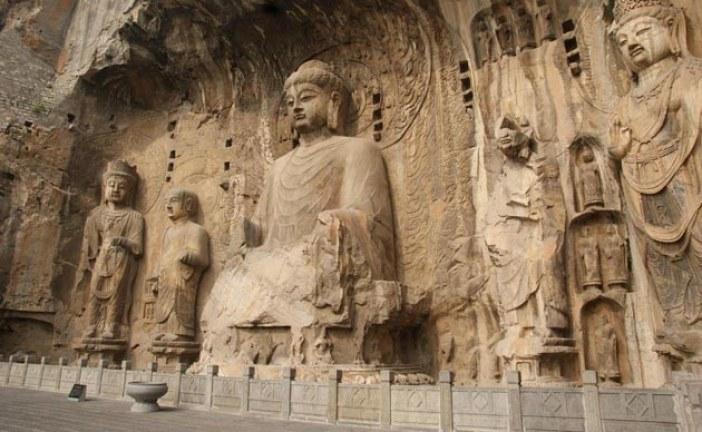 Longmen: Pećine zmajevih vrata, Kina