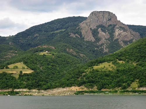 Planina Treskavac sa rumunske strana, orjentacije ka ovoj planini imala je važnju religijsku konotaciju