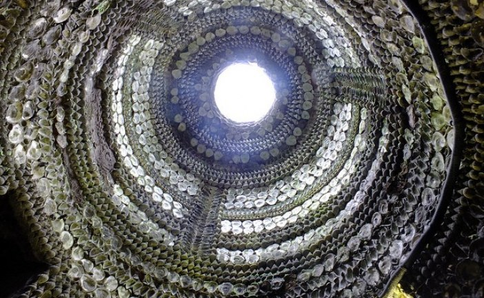 Misteriozni podzemni prolaz ukrašen sa 4,6 miliona školjki – VIDEO