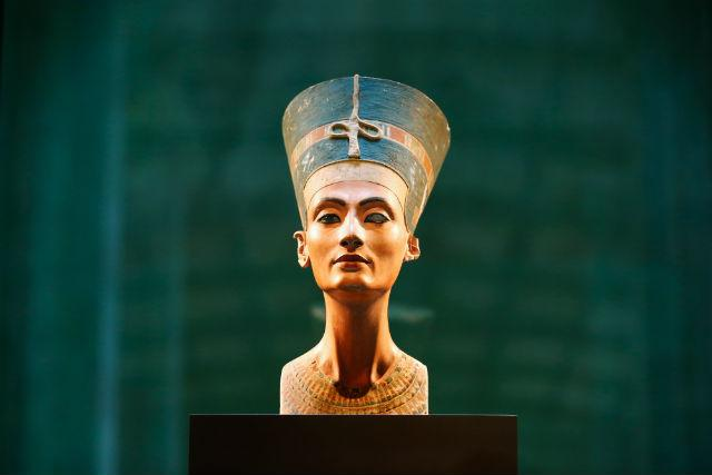 Bista kraljice Nefertiti (Foto: Getty)