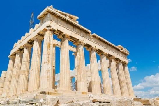 Znate li kako je nekada izgledao Partenon?