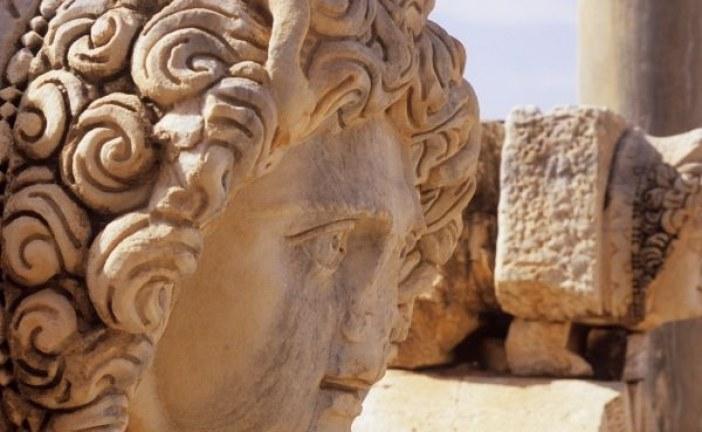 Čudesna Meduzina glava pronađena u starorimskim ruševinama