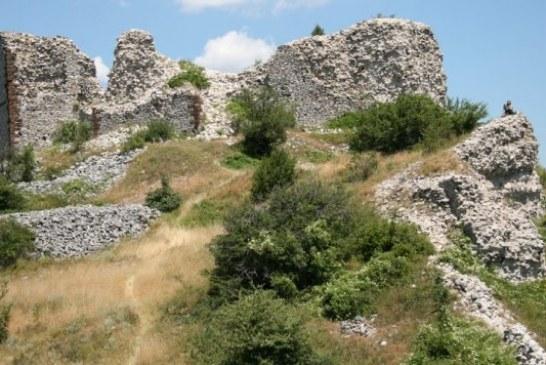 Otkriveni temelji crkve u tvrđavi kod Novog Brda
