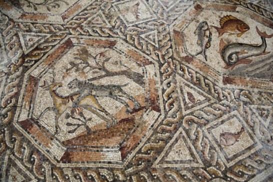 Izrael: Izložen rimski mozaik