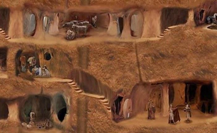 U Kapadokiji otkriven podzemni grad star 5000 godina