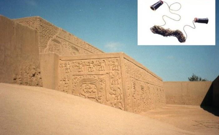 1.200-godišnji telefon, neverovatan izum drevne civilizacije Chimu