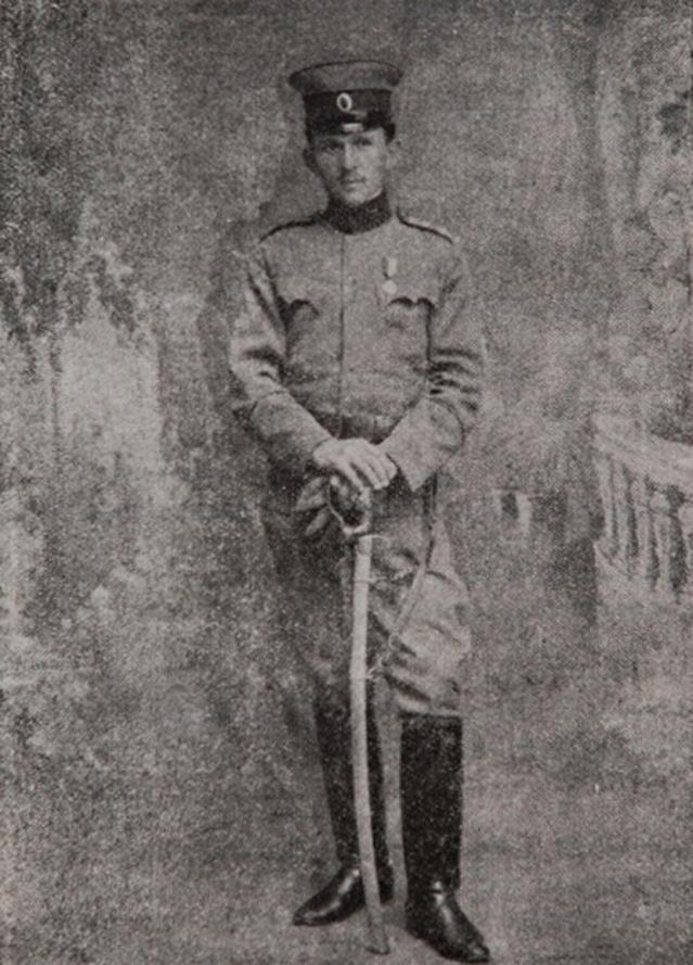 Mihailo Madžarević, jedan od najvećih srpskih junaka iz Prvog svetskog rata.