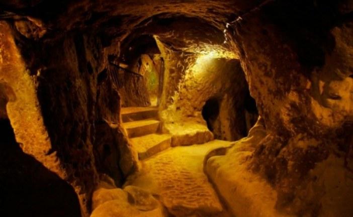 ONI SU STVARNI I POSTOJE: Tuneli stari 12.000 godina i protežu se od Škotske do Turske!