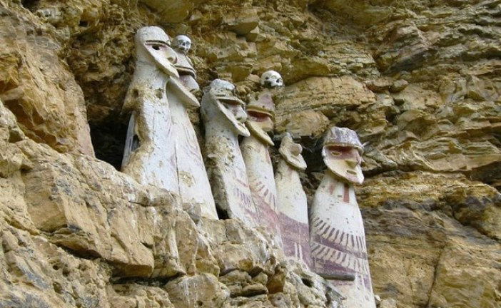 Misteriozna moć izgubljene kulture Čačapoja