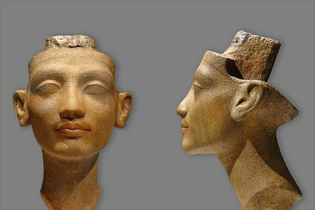 Skulptura Nefertiti, ili Meritaton