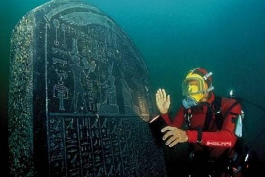 """Izgubljena blaga egipatske """"Atlantide"""" (FOTO)"""
