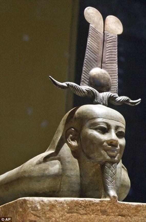 Predstava boga Osirisa