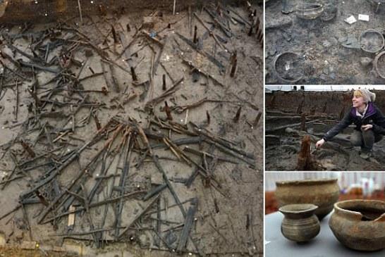 'BRITANSKA POMPEJA' Arheolozi pronašli naseobine iz bronzanog doba u Cambridgeshireu