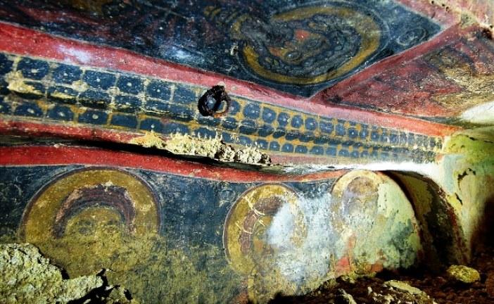 ISTORIJSKI ARHEOLOŠKI NALAZ U TURSKOJ: Otkrivena PRAVOSLAVNA CRKVA sa dosad neviđenim freskama!