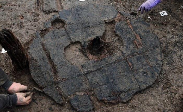Kako se putovalo u bronzanom dobu: Pronađen točak star 3.000 godina