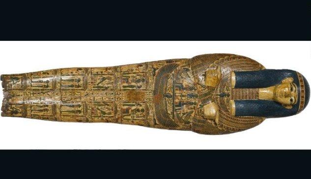Nes-Amunov kovčeg datira iz 1000 godina p.n.e.