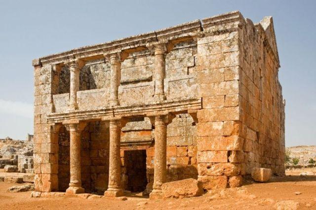 Savršeno očuvana rimska taverna u Siriji