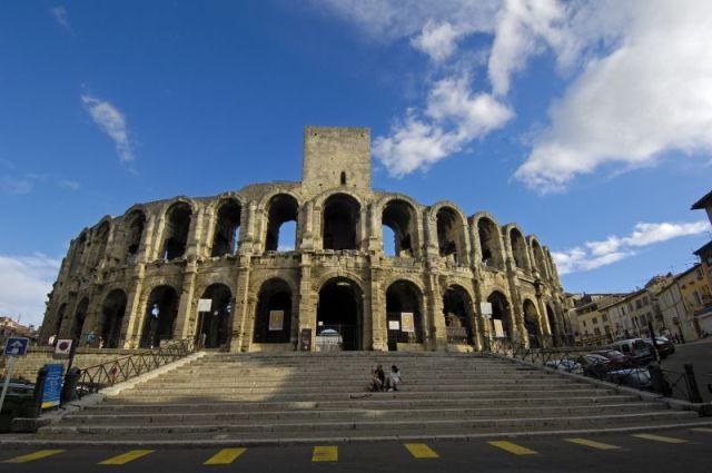 Rimski amfiteatar u Arlu (Francuska)