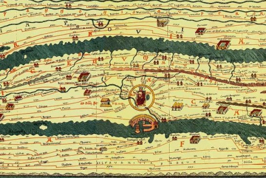 Preko 500 gradova, 3.500 naselja i stotine puteva: Ovo je najdetaljnija drevna mapa Rimskog carstva (FOTO)