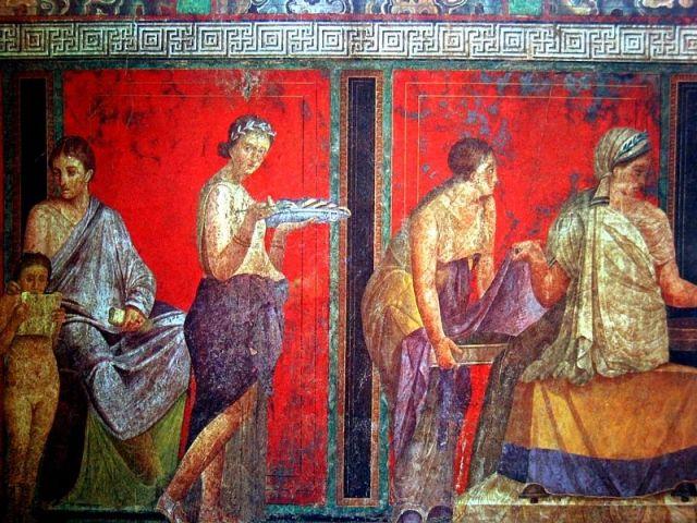 Rimske freske