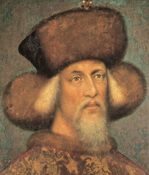 Pizanelo: Kralj Sigizmund