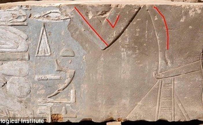 Kameni blokovi sa prikazom egipatske kraljice Hatšepsut otkriveni na ostrvu Elefantin