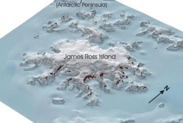 Više od tonu fosila i ostataka dinosaurusa pronađeno u oblasti Antarktika
