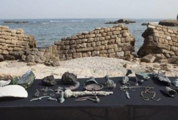 Izrael: Na dnu Sredozemnog mora kraj Cezareje pronađeno arheološko blago staro 1600 godina