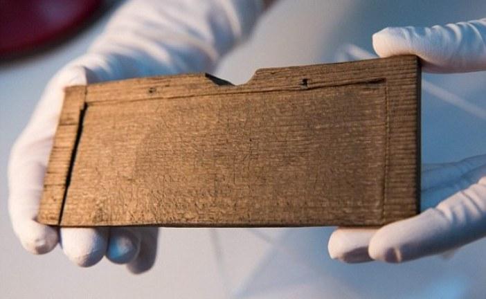 Pronađene najstarije pisane pločice u Velikoj Britaniji