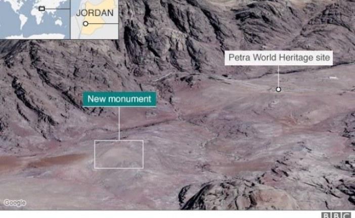 Senzacionalno arheološko otkriće: Monumentalna struktura pronađena blizu Petre u Jordanu
