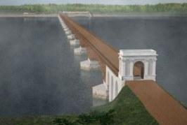 3D rekonstrukcija čuda: Ovaj most je 1.000 godina bio najveći na svetu i nalazio se u Srbiji (FOTO, VIDEO)
