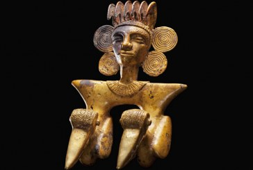 Drevni ratnici prošlosti: Zlatne poglavice iz Paname