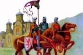 Srpski vitezovi su bili ratnici za koje su vera, porodica i Otadžbina bili svetinja