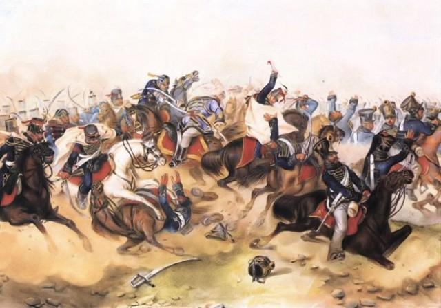 Zatočnici su bili inspiracija za laku konjicu – Husare (Foto: Vikipedija)